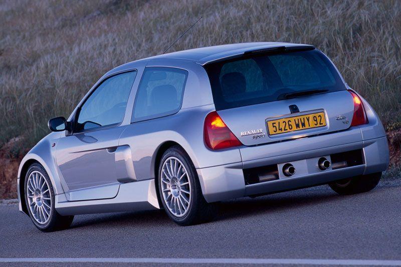 Vrimibolide Renault Clio V6 Auto S Oldtimers En Motor