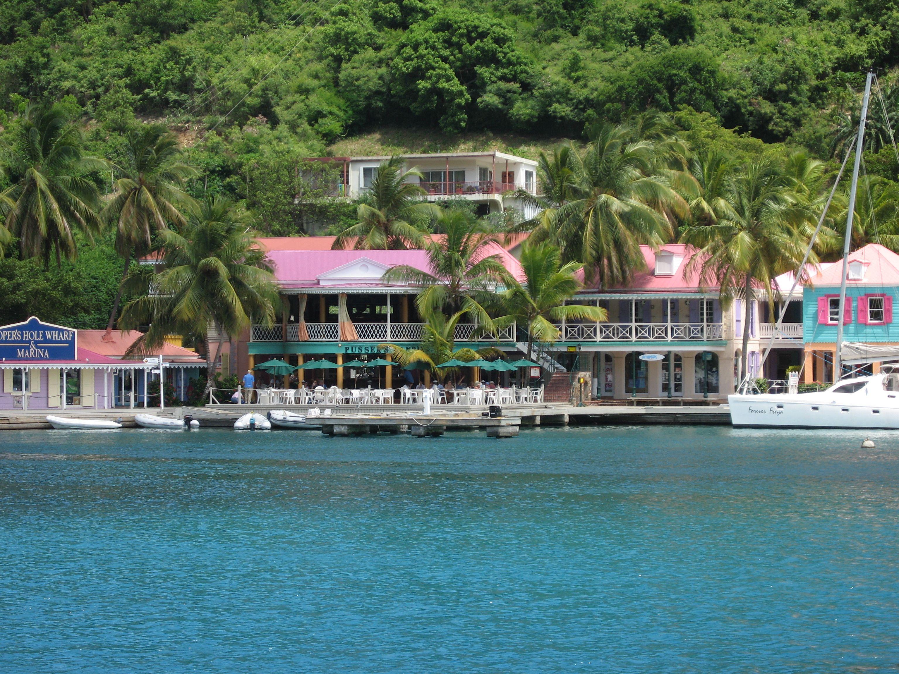 Sopers Hole Tortola Tortola Travel Favorite Island Travel