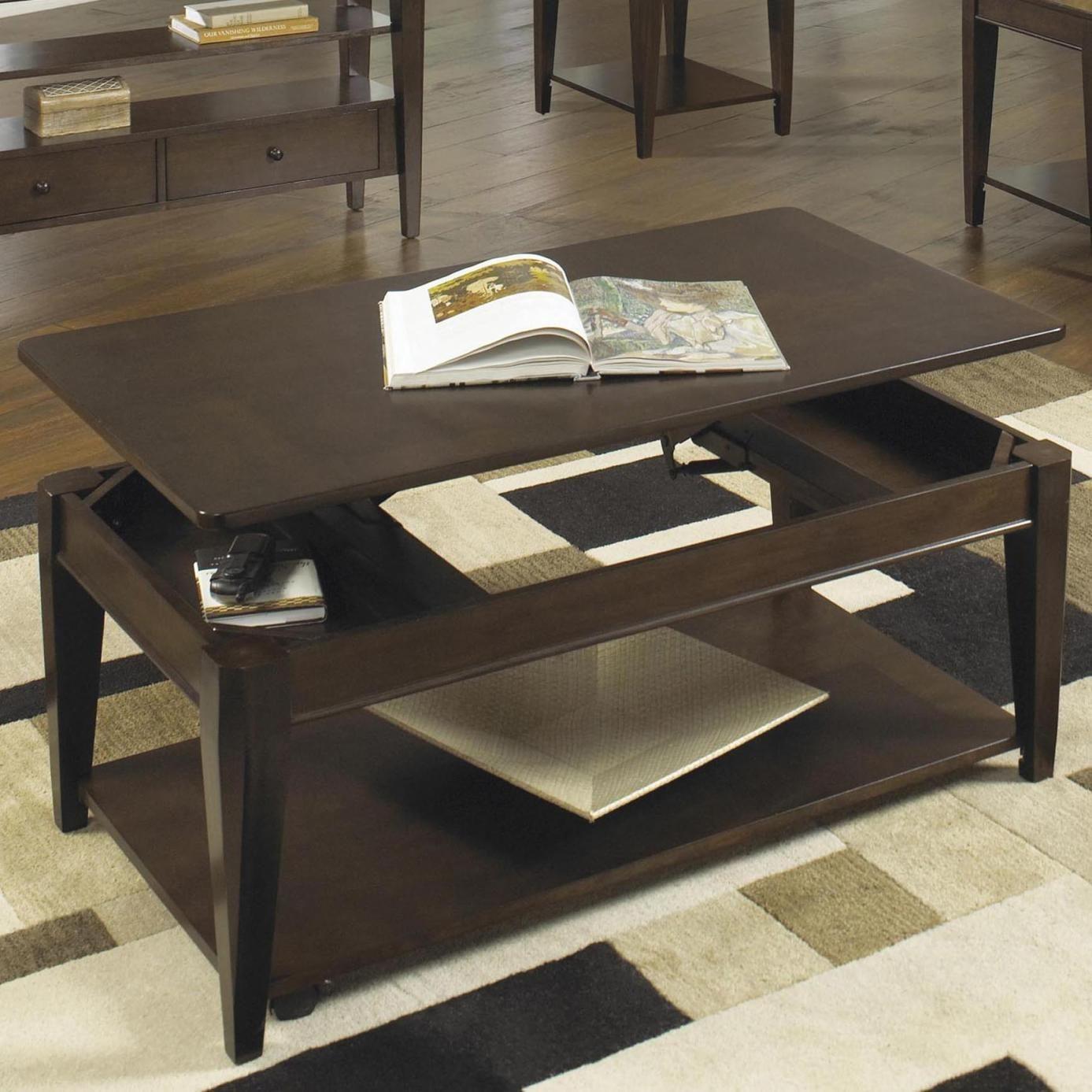 Pin Di Lift Top Coffee Tables