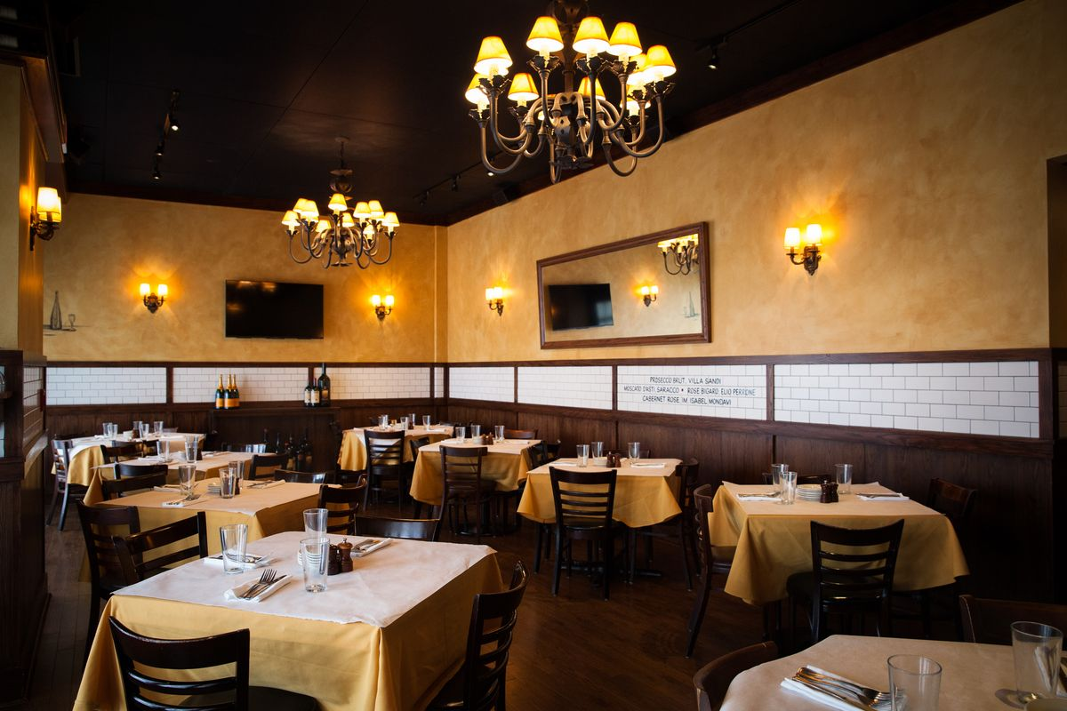 Chicago Restaurants With Private Dining Rooms Fair Antico Posto Oak Brookthis Stunning Private Dining Room Decorating Inspiration