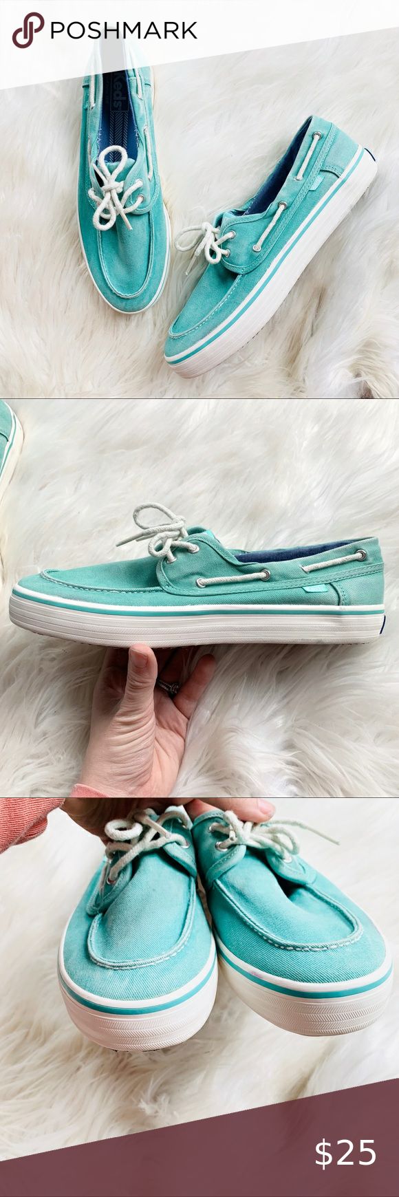 Boat shoes, Canvas boat shoes, Keds