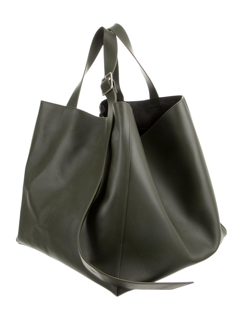 calvin klein 205w39nyc leather tote bag bags on watchman on the wall calvin id=78243