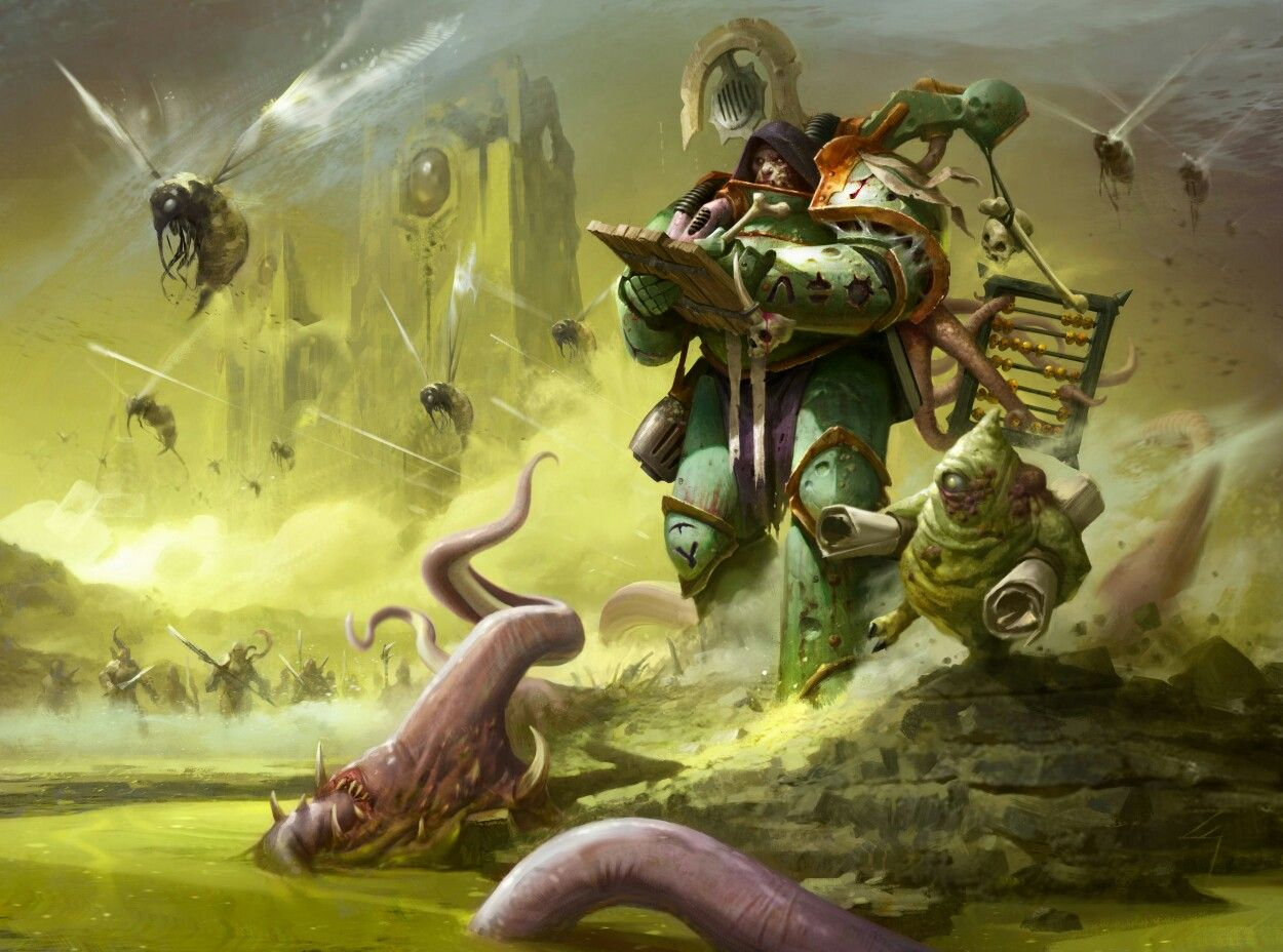 TallyMan | Warhammer fantasy, Warhammer 40k artwork, Warhammer 40k art