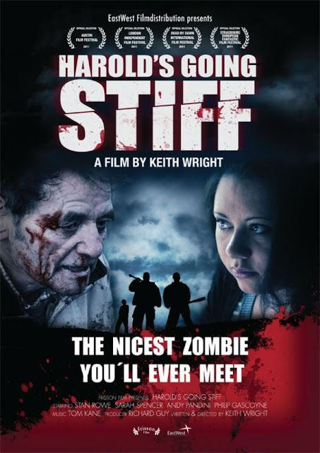 100 Harold S Going Stiff Official Trailer 1 2013 Zombie