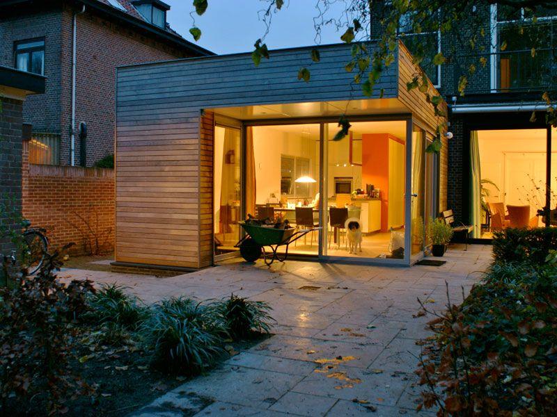 Aanbouw wrc lot architectuur uitbouw pinterest zoeken google en architectuur - Huis interieur architectuur ...