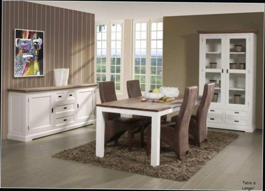 Table Conforama Verre Unique Table Plus Chaises Salle Manger ...