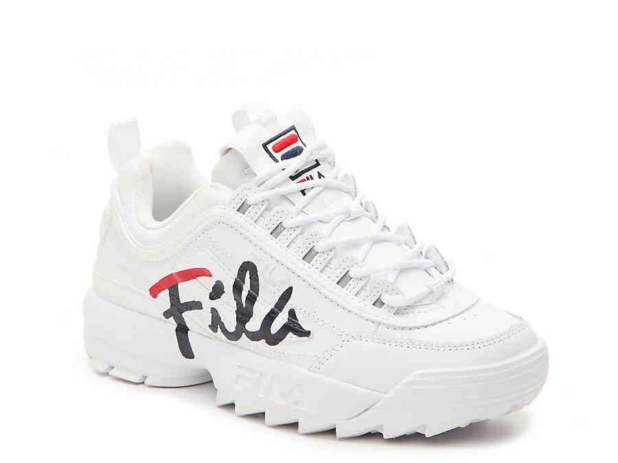 Fila Disruptor II Script Sneaker