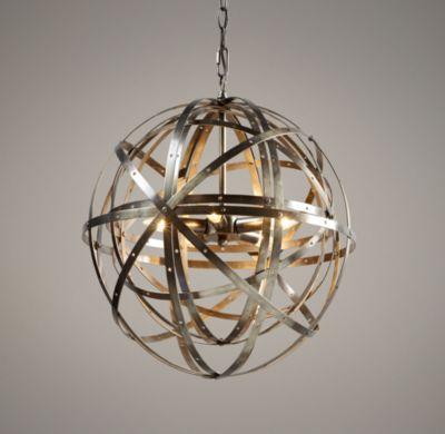 Orbital Sphere Pendant Small Pendants Restoration Hardware Baby Child