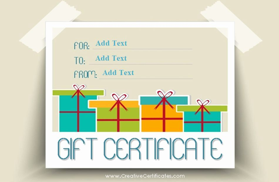 Gift Certificate Template Word Free Best Of 173 Free Gift Certificate Templates Y In 2020 Gift Certificate Template Word Birthday Certificate Gift Certificate Template