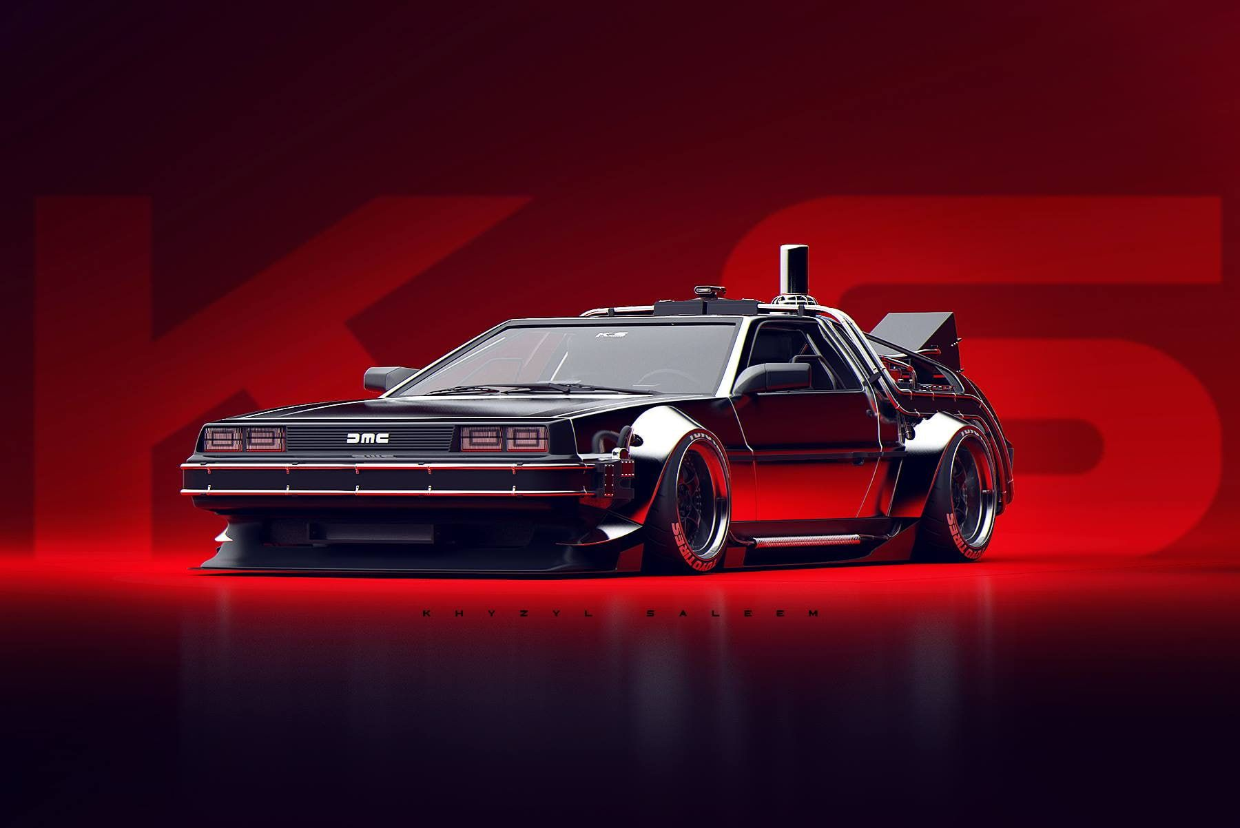 Ultra Hd Back To The Future Wallpaper 4k
