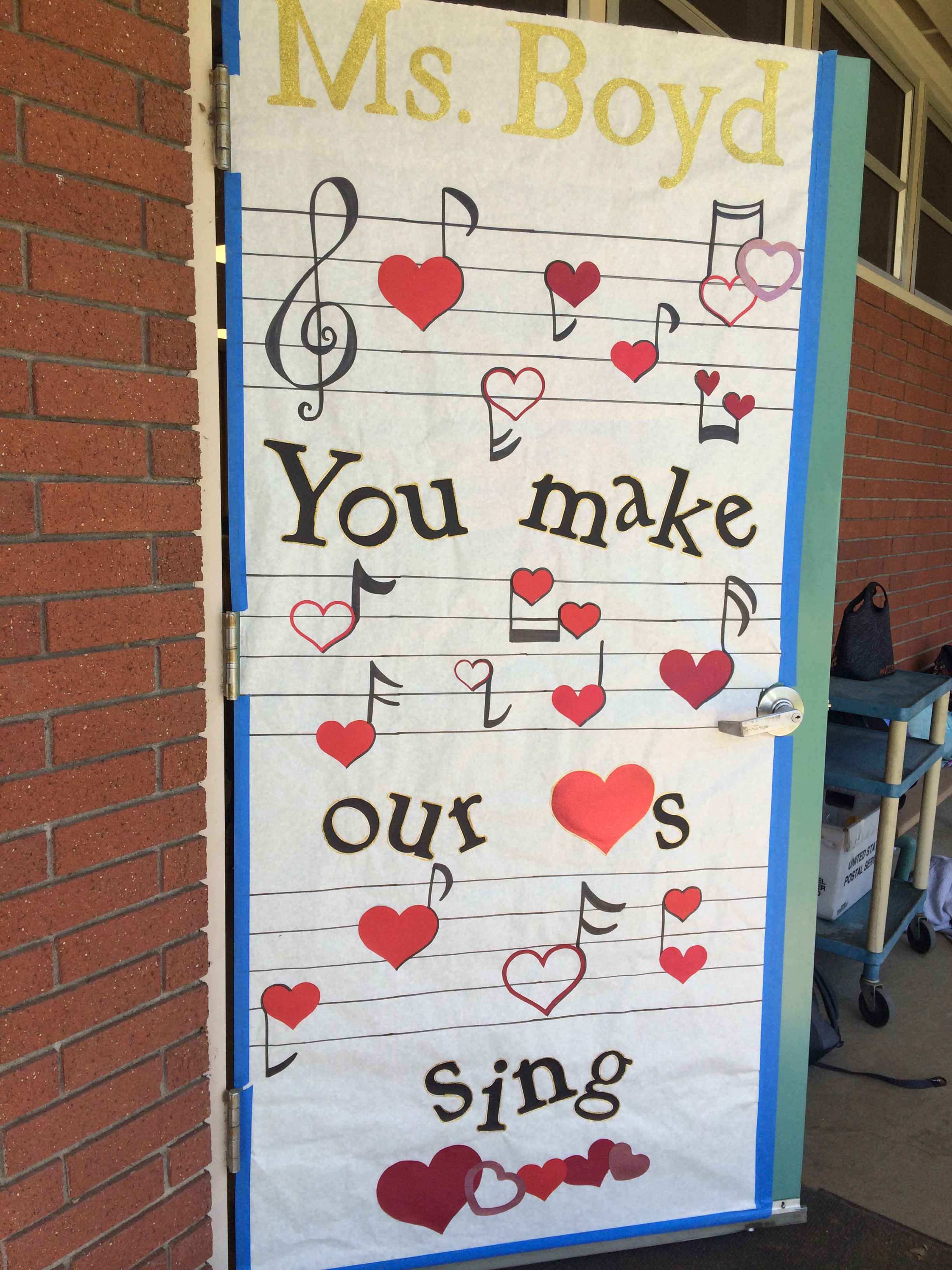 Teacher Appreciation Door Decoration Banner Teacher Appreciation