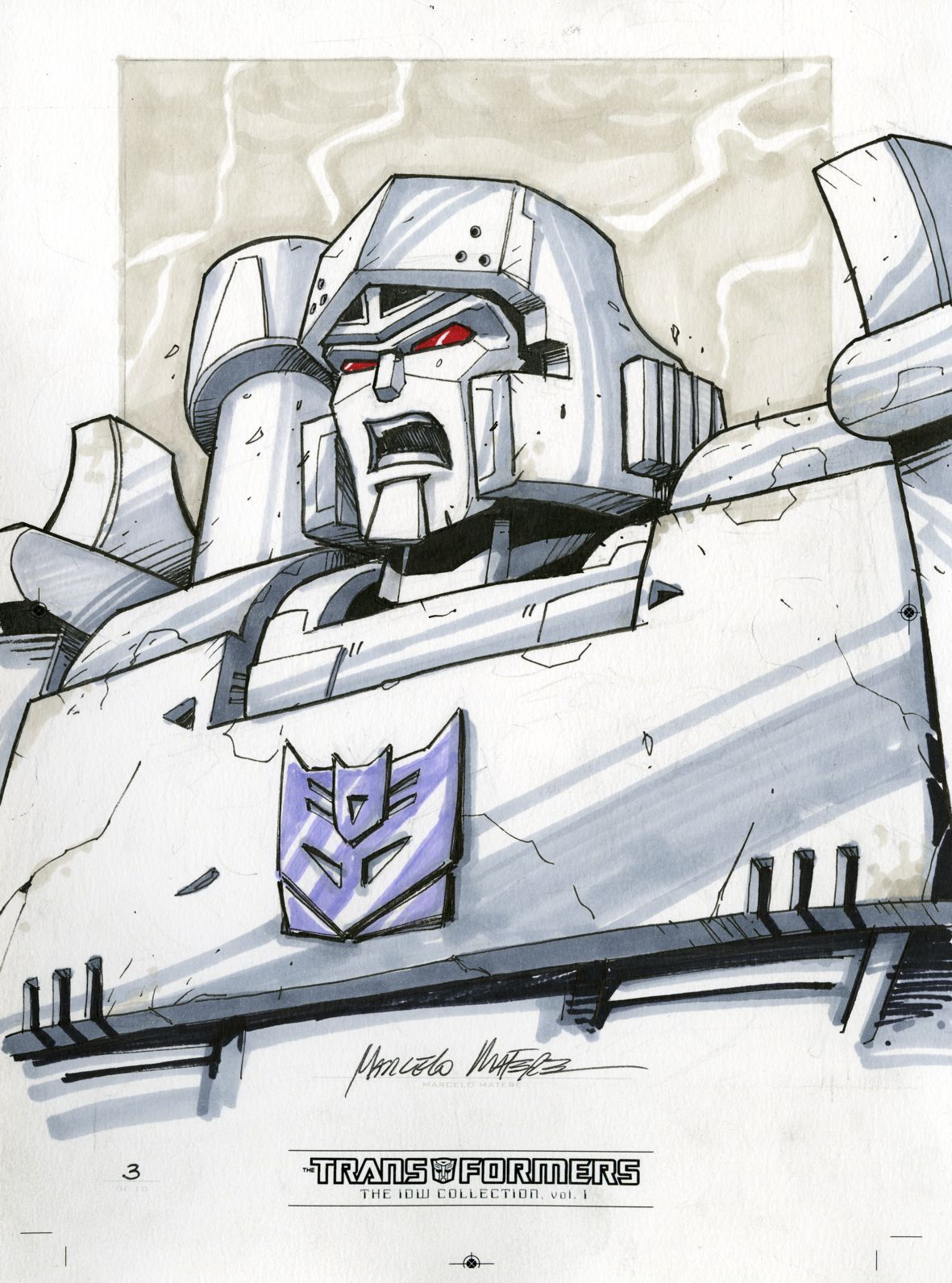 IDW Limited - Transformers: The IDW Collection