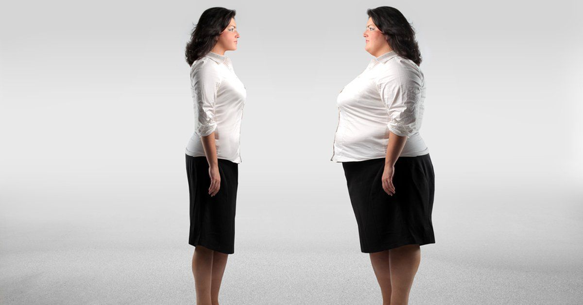 How much weight did you lose on hcg diet