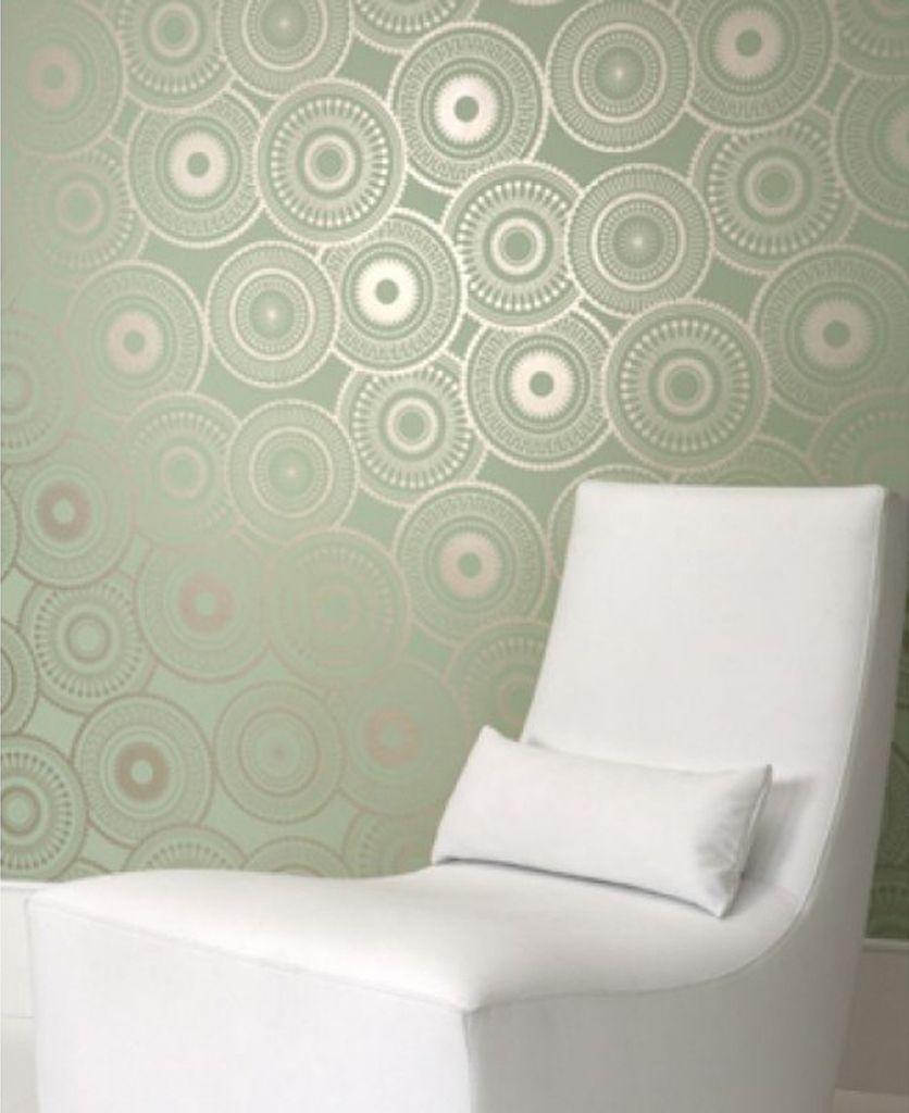 Wallpaper Design Ideas Niiiiice  For Feature Wall Of Bedroom Wallpaper I Love