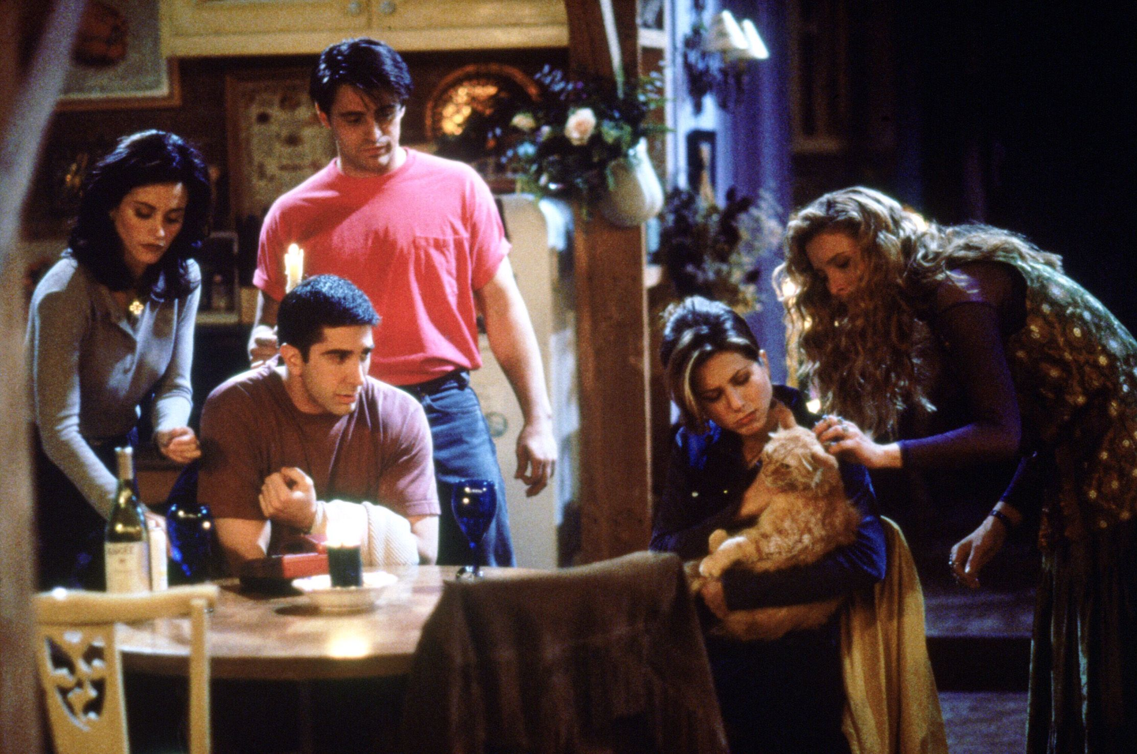 Friends ~ Episode Pics ~ Season 1, Episode 7 ~ The One With