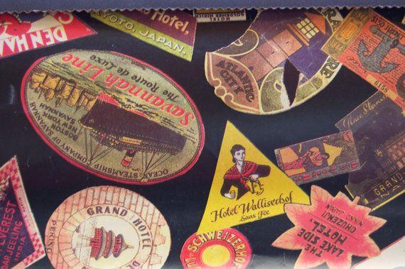 Vintage Sailor Wallpaper by lalovelyvintage on Etsy, $30.00