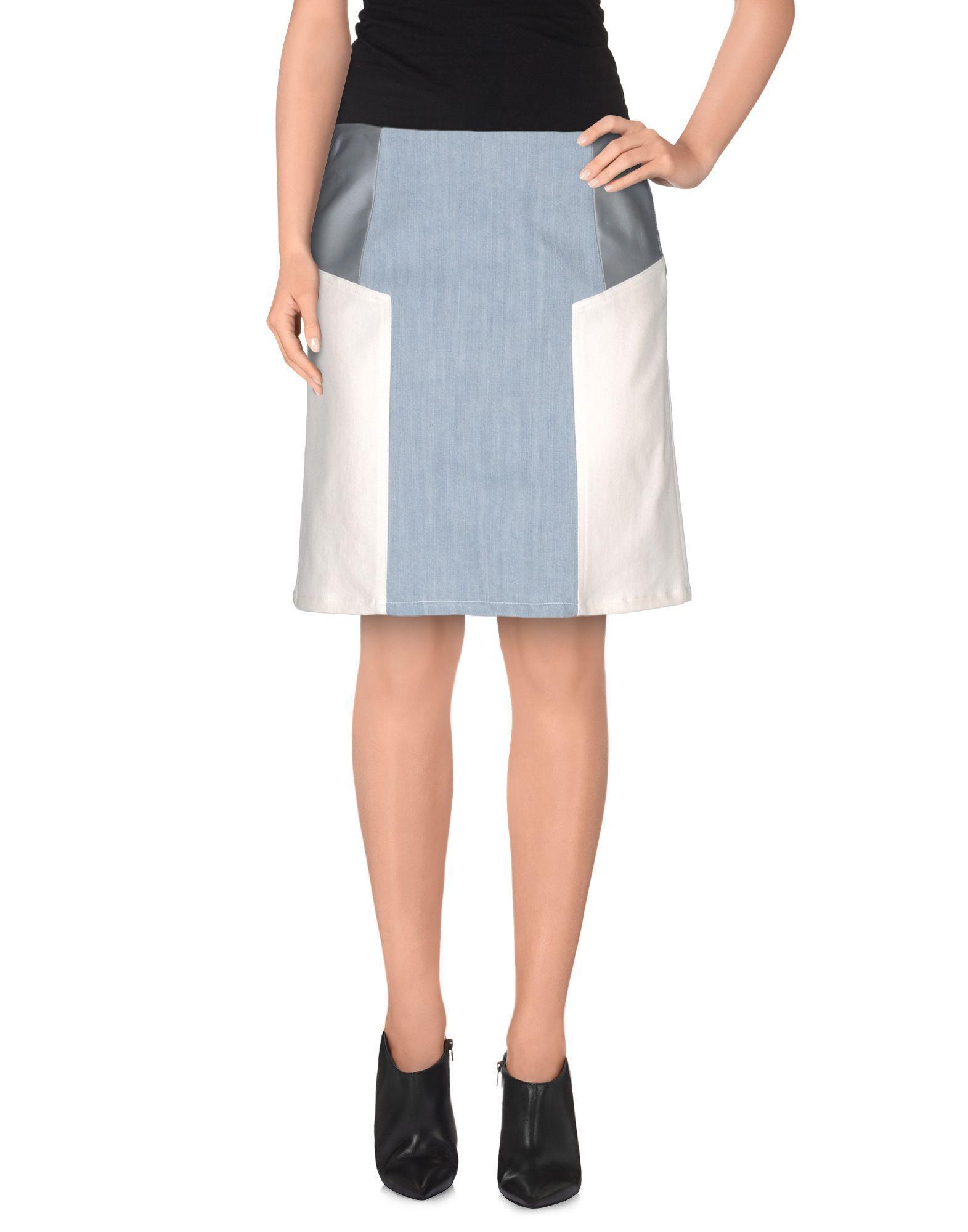 TRU TRUSSARDI DENIM Denim φούστα  #sales #style #fashion