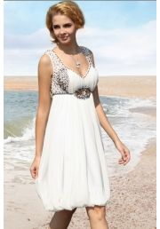 White Island Wedding Gown