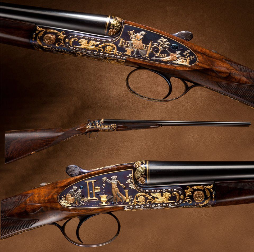 Holland And Holland >> Holland Holland Best Gun Side By Side Shotgun This Truly
