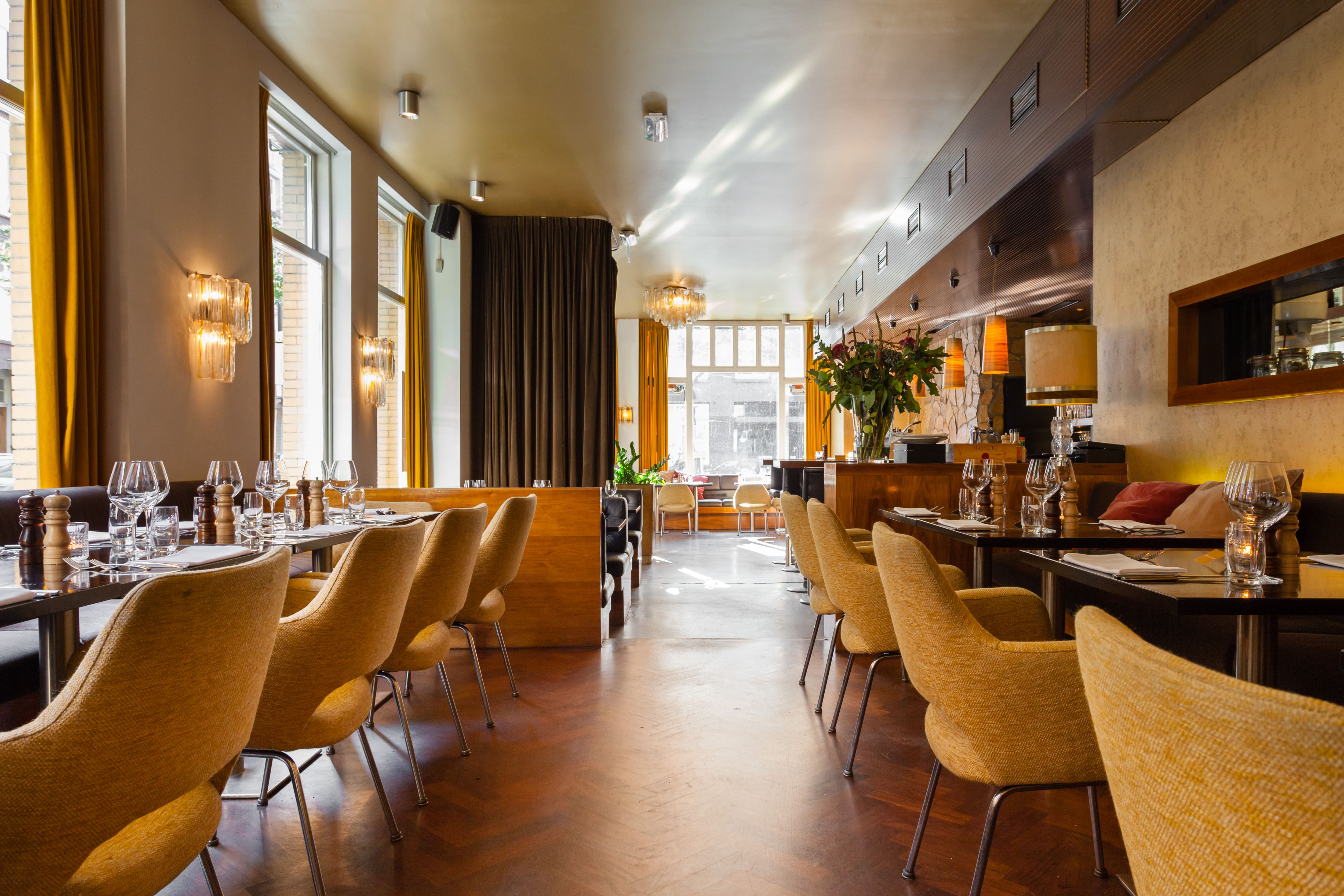 Restaurant Bond Amsterdam Photography By Table To Desk Bedrijfs Fotografie Google Business