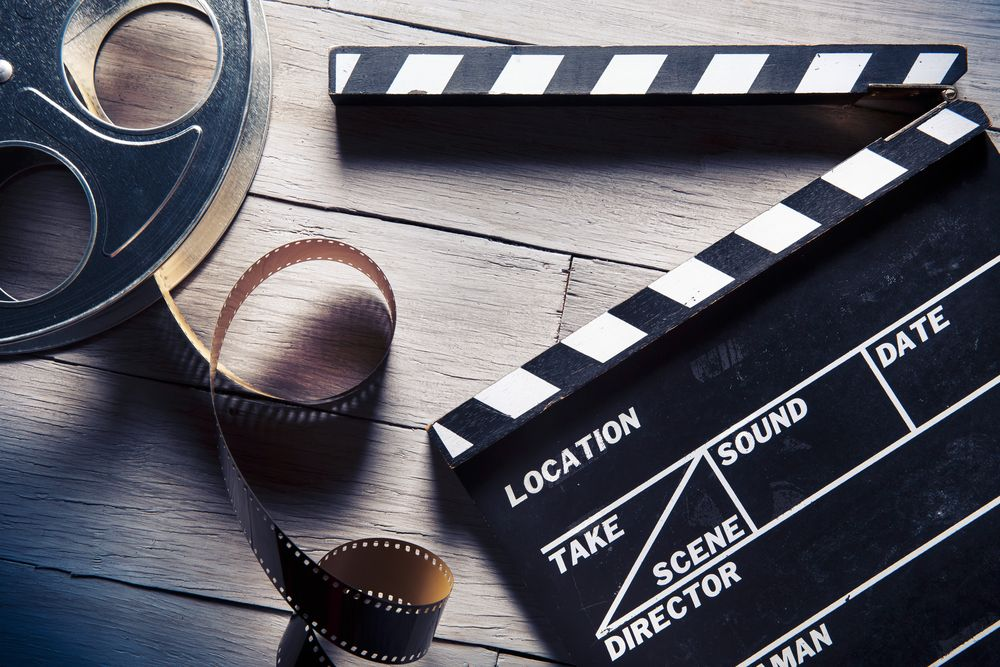 10 Movies That Will Spark Your Ambition Film reels, Film