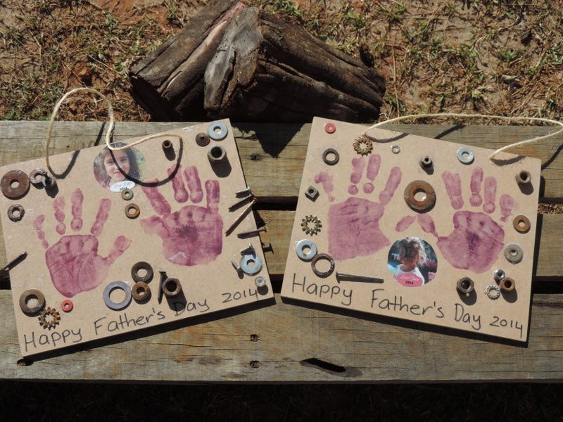 Childrens handmade gifts for fathers day handmade