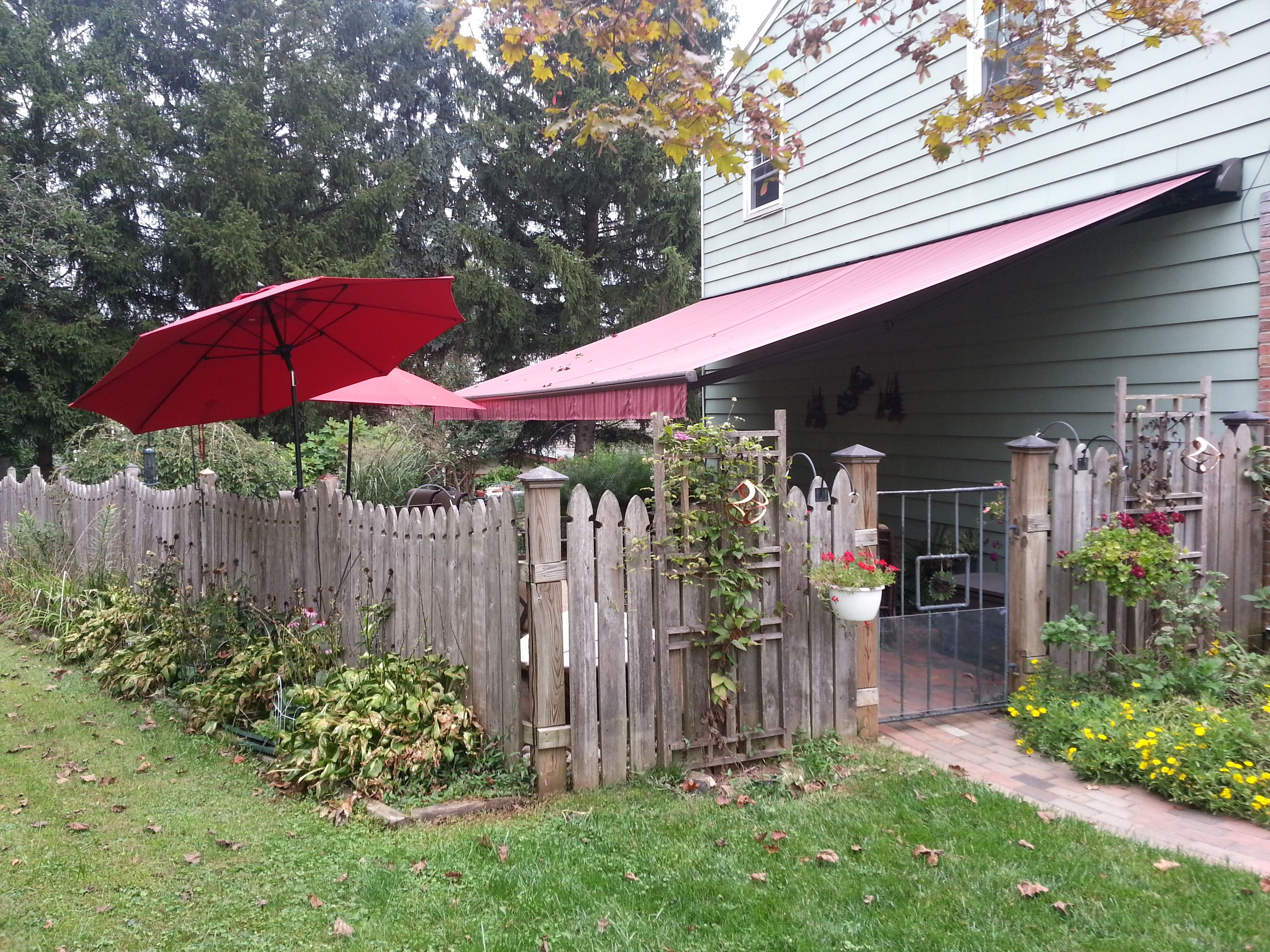 Patio Retractable Awnings | Homideal