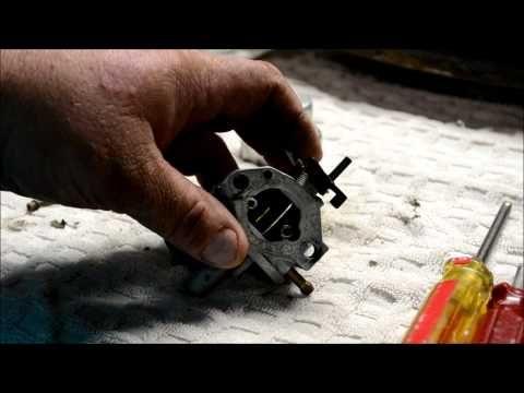 Step By Step Honda Gcv 160 Carburetor Cleaning Carburetor Honda Engine Repair