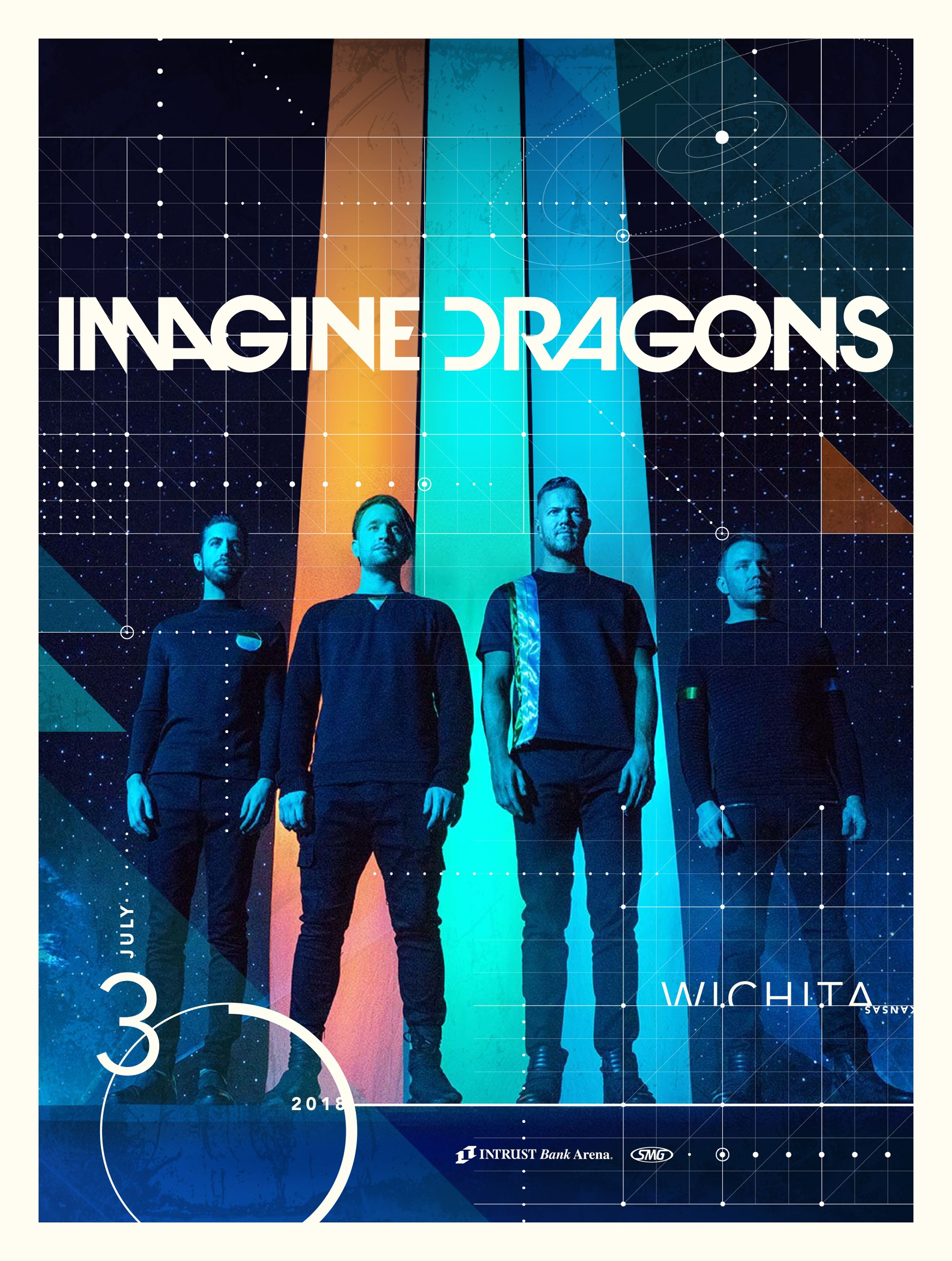 imagine dragons evolve world tour