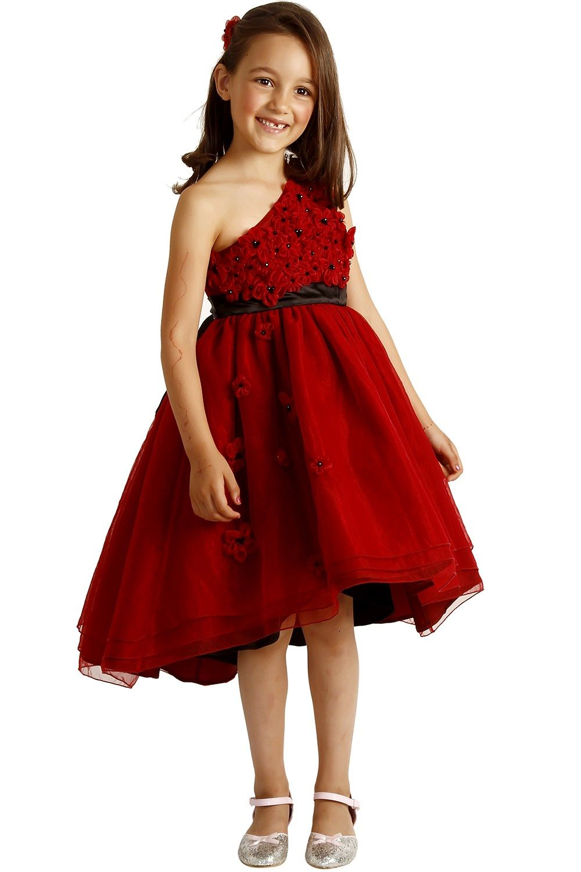Beautiful Red Dress  Beautiful red dresses, Red dress, Kids dress