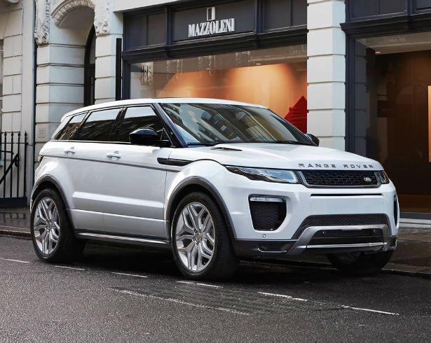 2016 Land Rover Range Sport Model