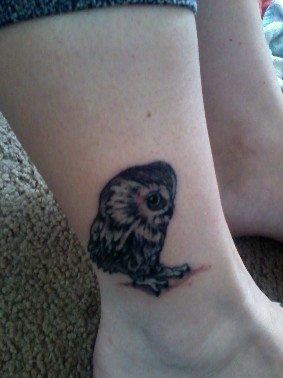Small spiritual tattoo ideas i absolutely love owls they are unique and stand for wisdom