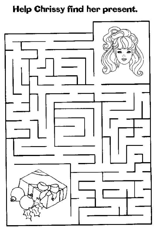 Maze Page Print your free maze at AllKidsNetwork – Kindergarten Maze Worksheets