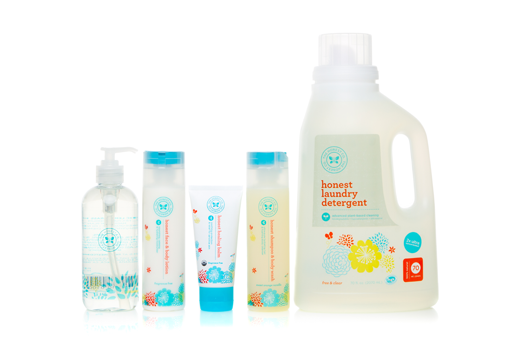 Bath: Honest Family Essentials Bundle // http://ohjoy.blogs.com/my_weblog/2012/01/baby-registry.html