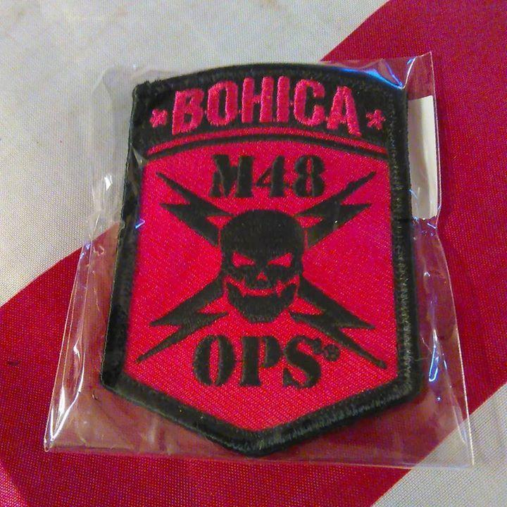 Bohica M48 OPS - http://ift.tt/1HQJd81