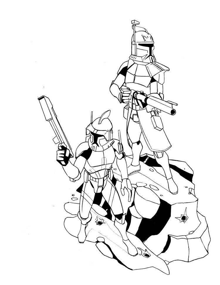 Star Wars Coloring Pages Commander Cody Star Wars Coloring Book Star Wars Coloring Sheet Monster Truck Coloring Pages