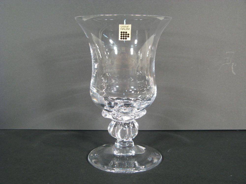 Vase En Cristal De Daum Vase Mdicis Cristal De Daum Vase Forme