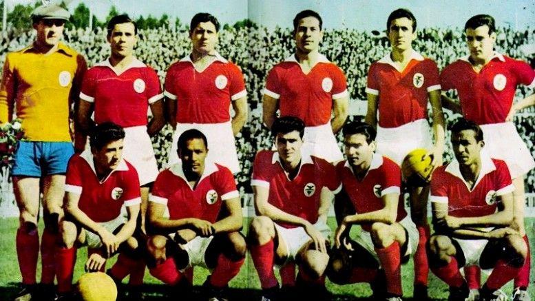 SL Benfica vo dich C1 nam 1962