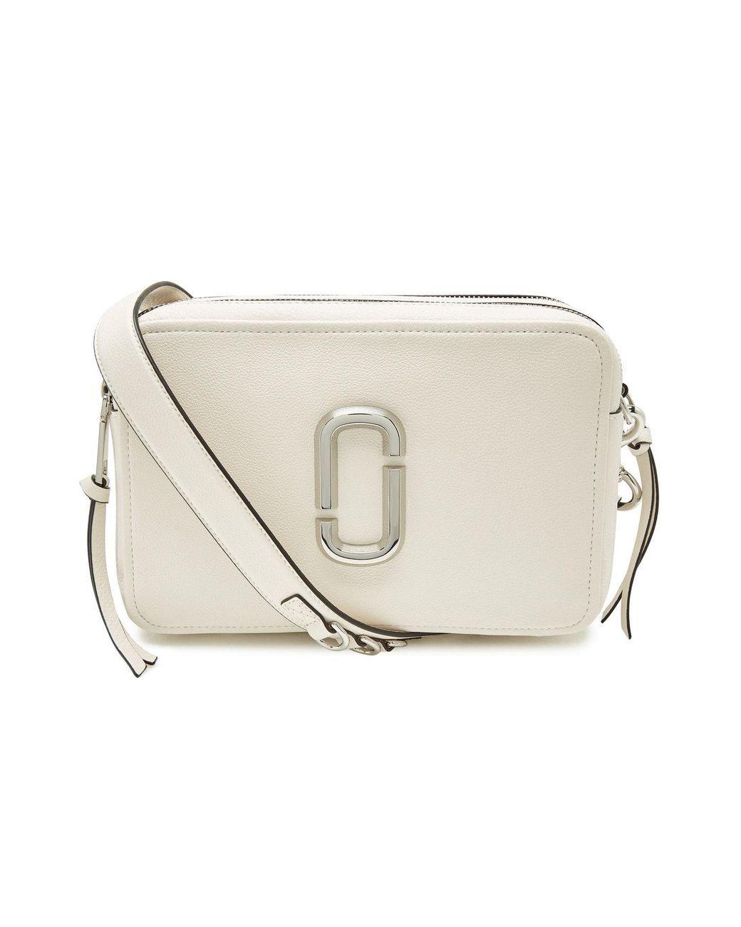 91b4eafaa315 Marc Jacobs - Multicolor The Softshot 27 Leather Crossbody Bag - Lyst