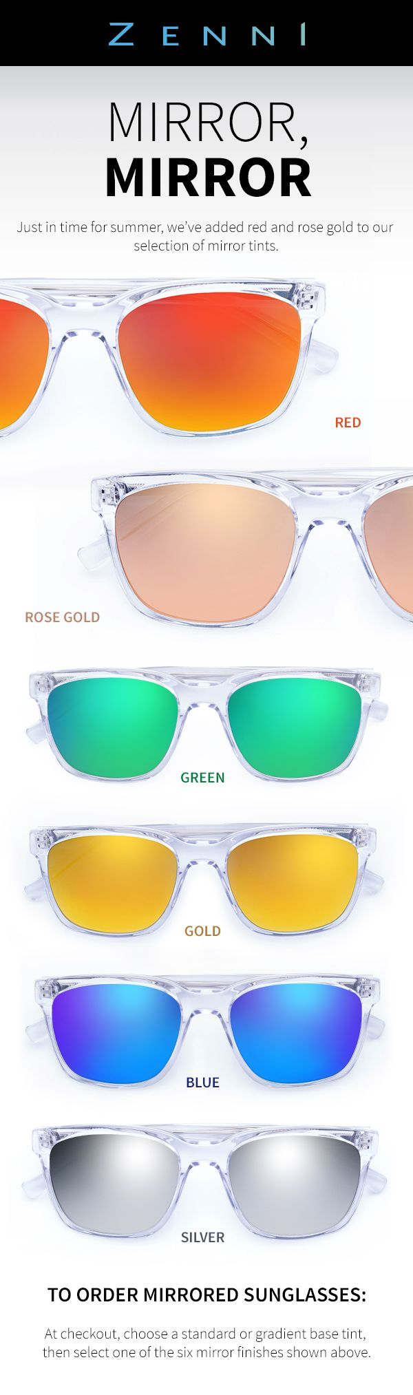 A Color For Every Look Spree Pinterest Glasses Fashion And