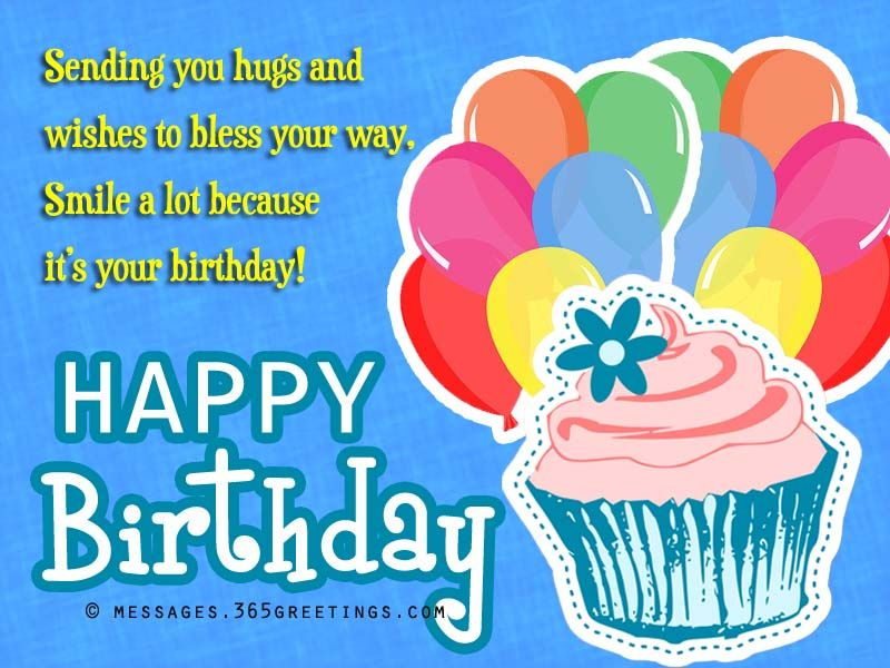 Happy Birthday Wishes Messages and Greetings – Greetings About Birthday