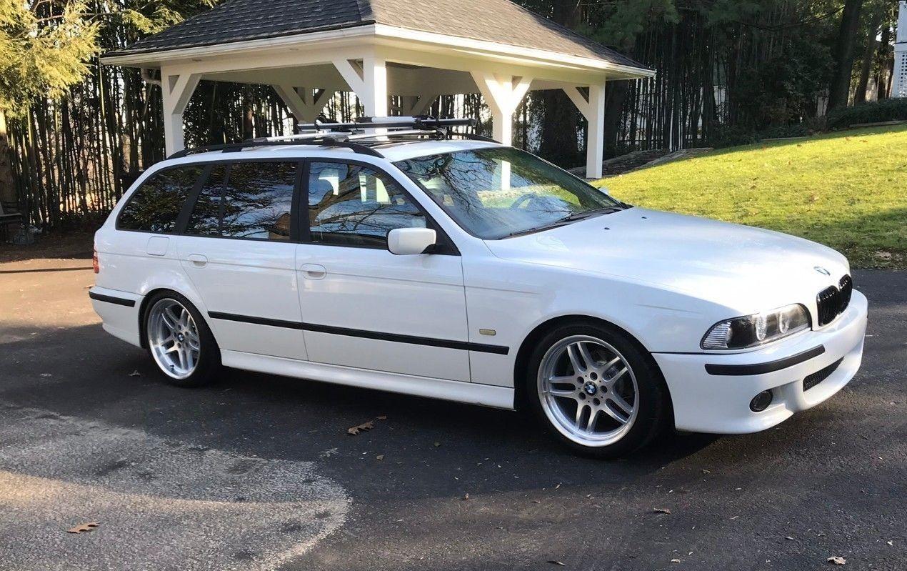 2000 BMW 5Series M Sport Touring eBay Bmw e39 touring