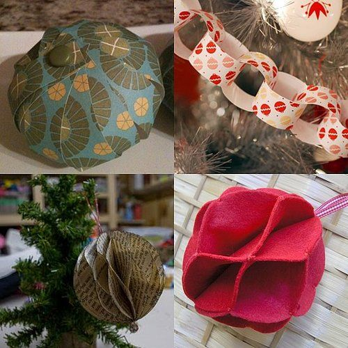 10 creative do it yourself christmas decoration ideas ornament 10 creative do it yourself christmas decoration ideas solutioingenieria Image collections
