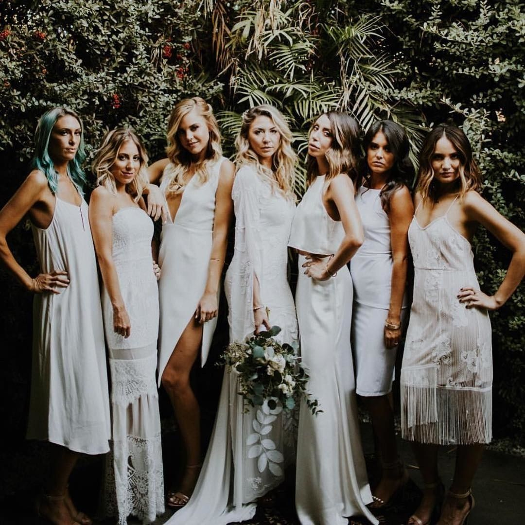 How Much Is Too To Ask Of Your Bridal Party