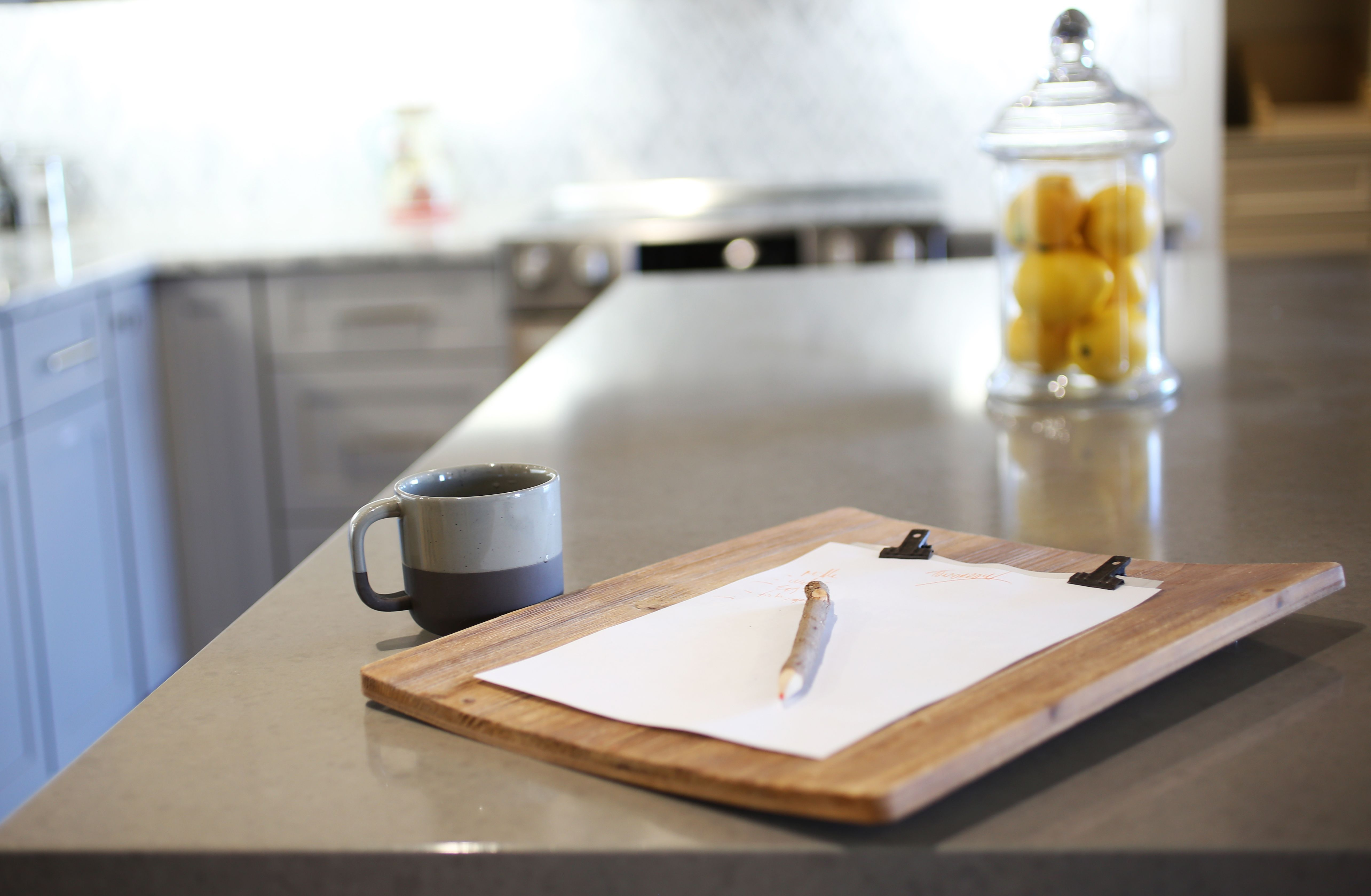 """""""The countertops are gorgeous and I am impressed with the ..."""