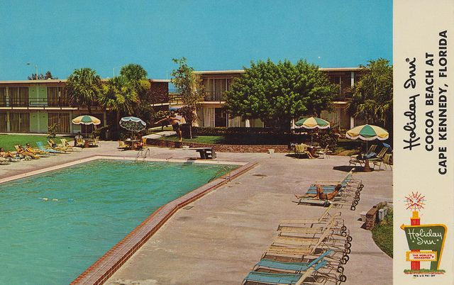 Holiday Inn Cocoa Beach Cape Kennedy Florida With Images