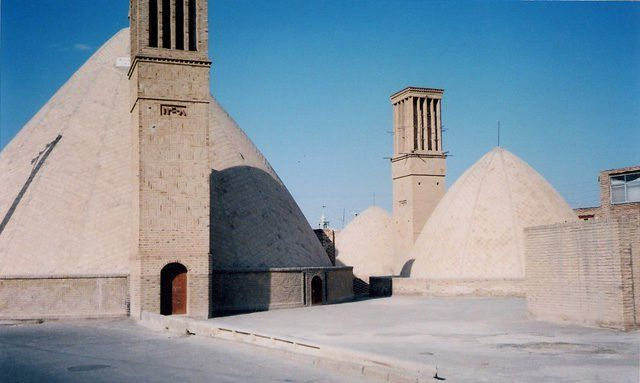 Windcatchers Natural Cooling Systems In Traditional Iranian