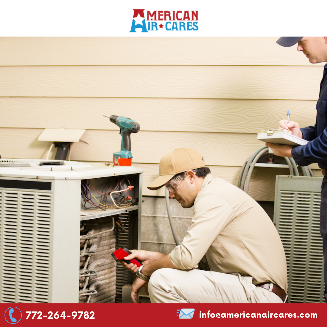 Yearly air conditioner maintenance can prevent the issues