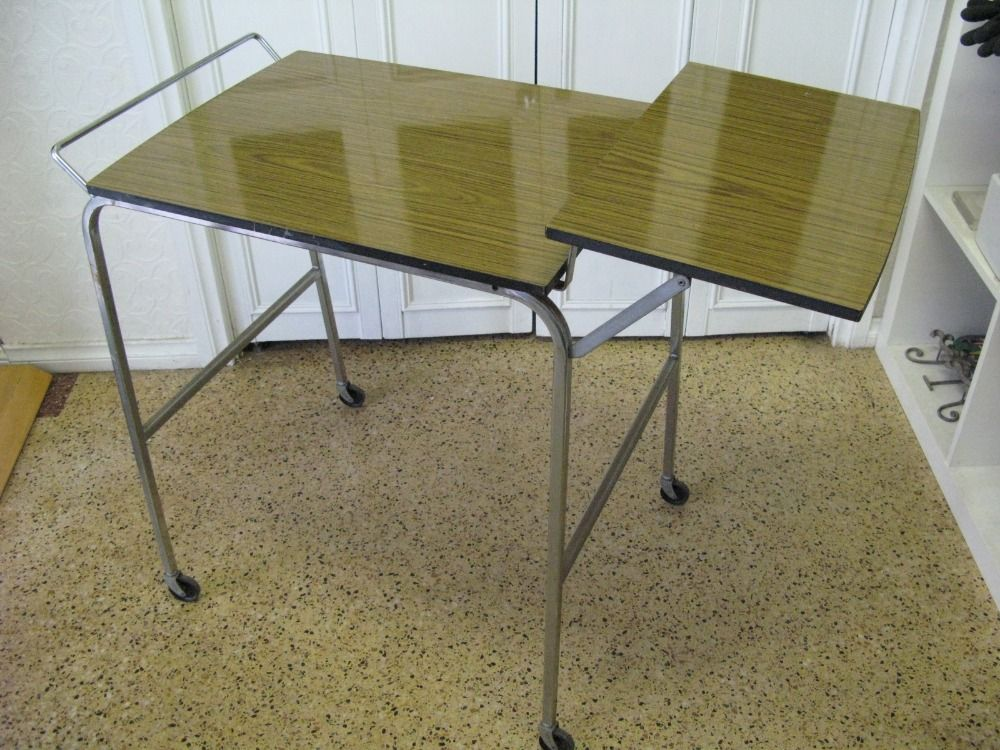 I'm selling Retro PORTABLE TABLE - A$30.00 #onselz