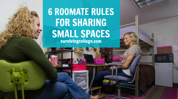 Are you #FurmanBound? Here are some great tips for getting along with your new roommate!